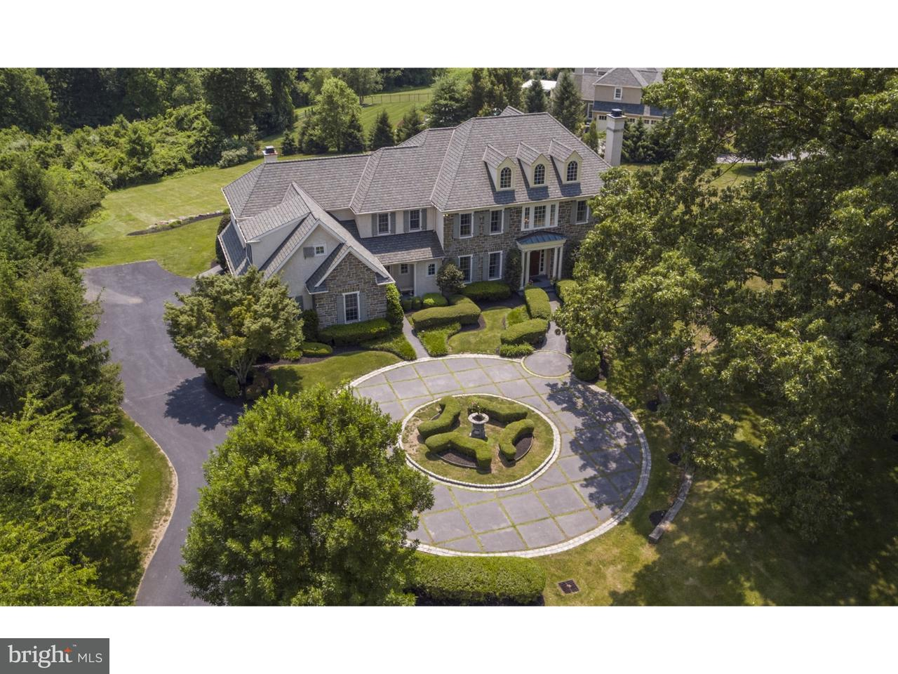 Single Family Home for Rent at 104 WATER MILL Lane Media, Pennsylvania 19063 United States