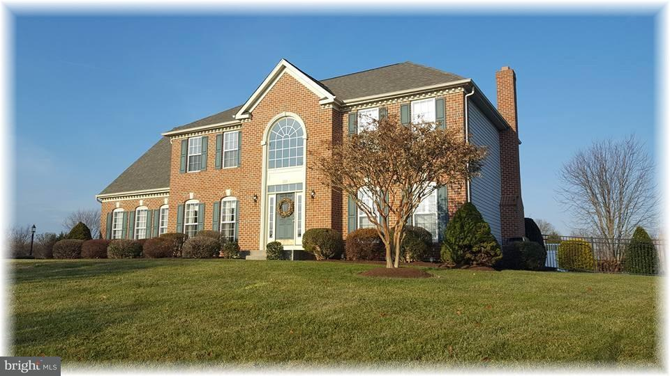 Casa Unifamiliar por un Venta en 213 OLDE BEAU Court 213 OLDE BEAU Court Churchville, Maryland 21028 Estados Unidos