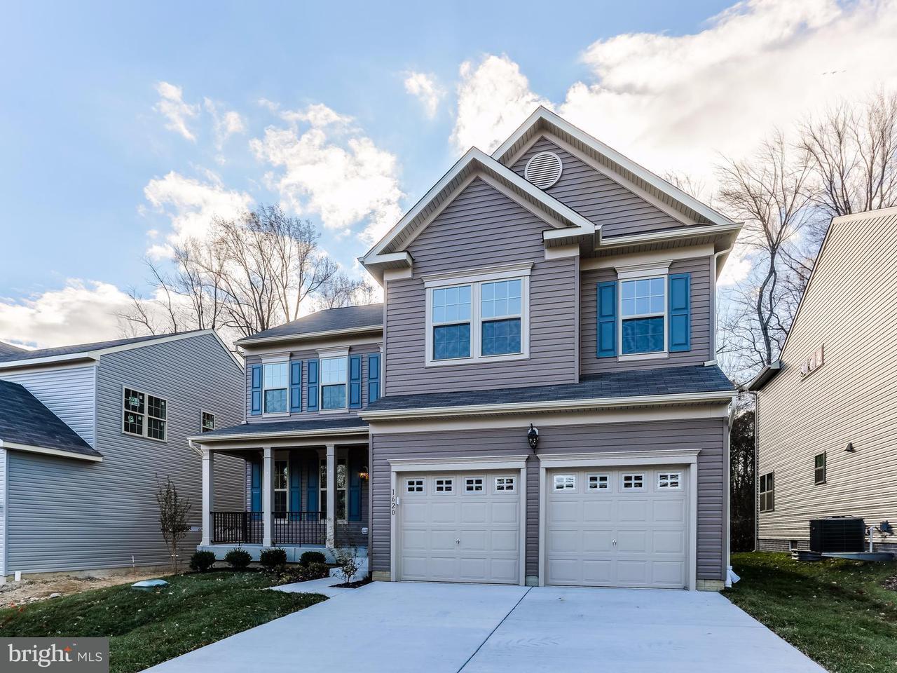 Частный односемейный дом для того Продажа на 1620 HEKLA Lane 1620 HEKLA Lane Harmans, Мэриленд 21077 Соединенные Штаты