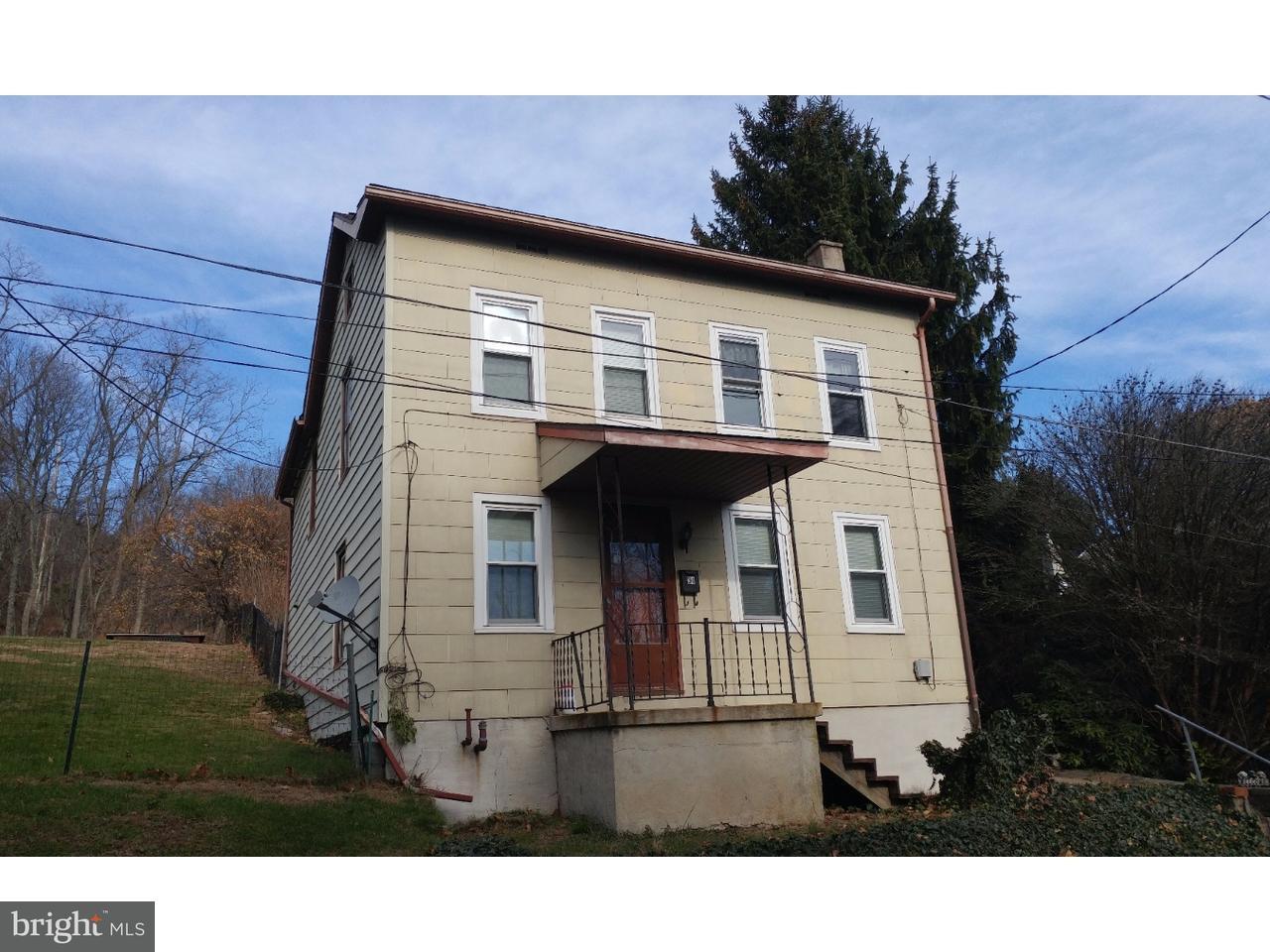 Частный односемейный дом для того Продажа на 34 CHERRY Street Cressona, Пенсильвания 17929 Соединенные Штаты
