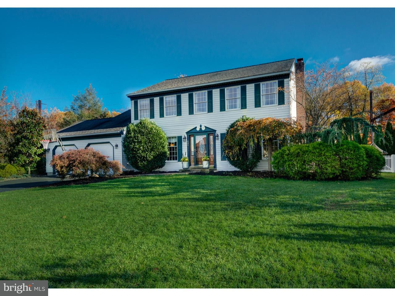 Single Family Home for Sale at 486 GAYLE Drive Yardley, Pennsylvania 19067 United States