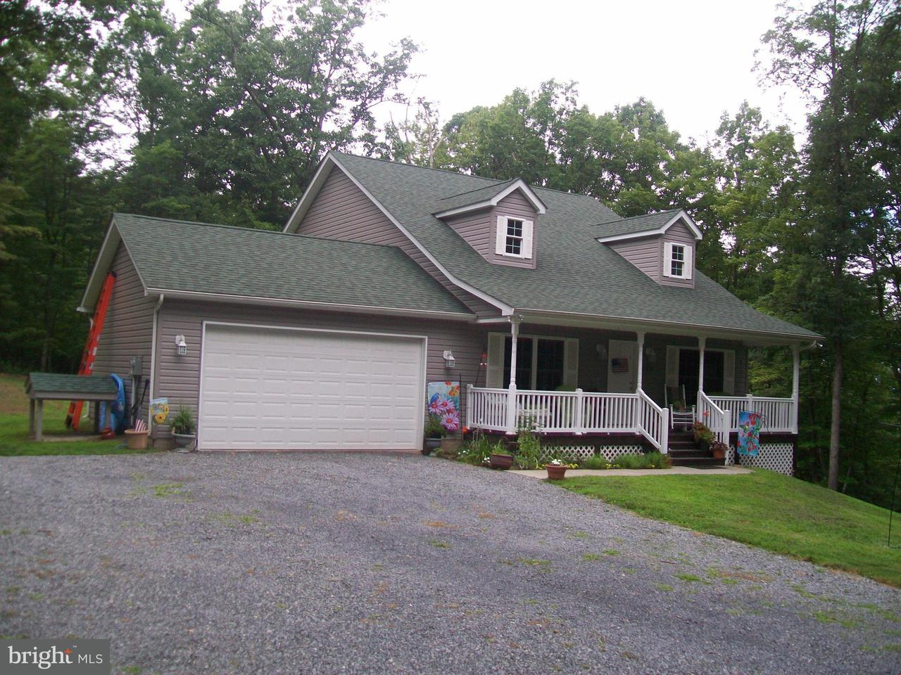 Single Family for Sale at 182 Hidden Springs Ct Slanesville, West Virginia 25444 United States