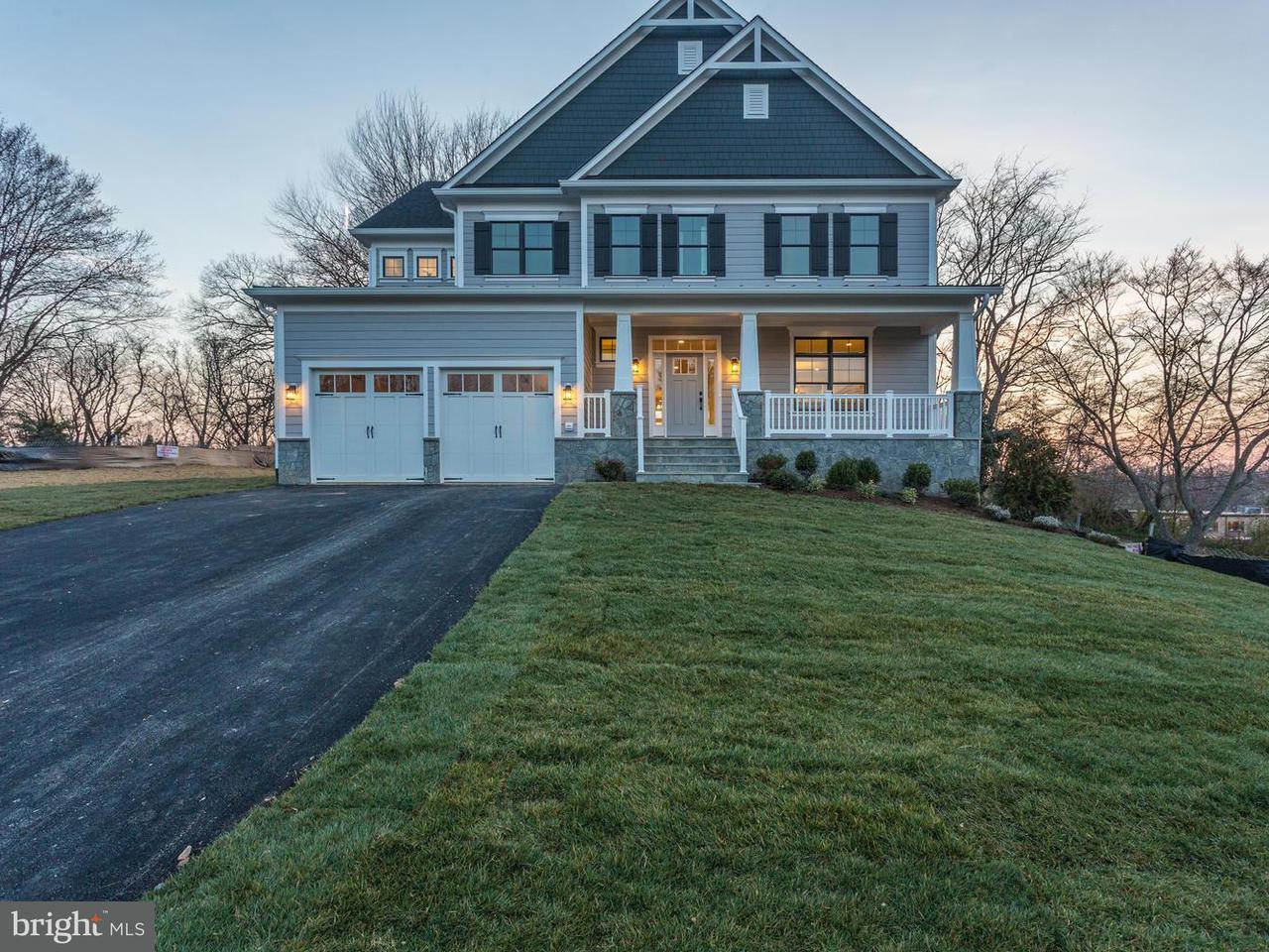 Single Family Home for Sale at 2998 BEECHWOOD Lane 2998 BEECHWOOD Lane Falls Church, Virginia 22042 United States