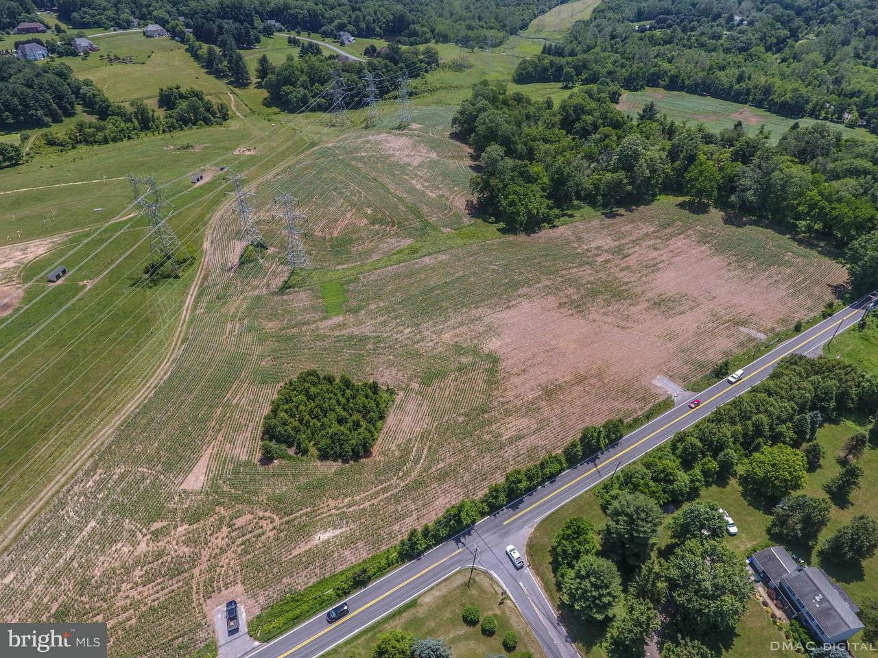Land for Sale at 19601 New Hampshire Ave Brinklow, Maryland 20862 United States