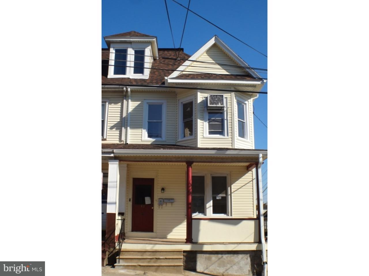 Single Family Home for Rent at 41 N 8TH ST ##1 Easton, Pennsylvania 18042 United States