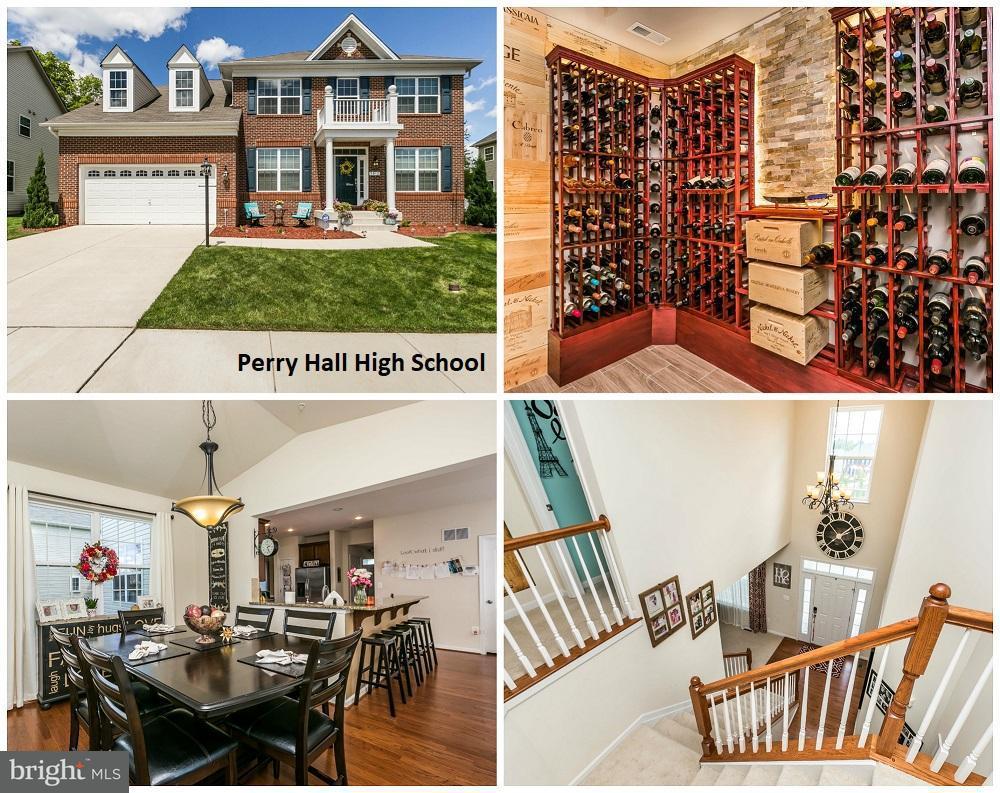 独户住宅 为 销售 在 5912 GAMBRILL Circle 5912 GAMBRILL Circle White Marsh, 马里兰州 21162 美国