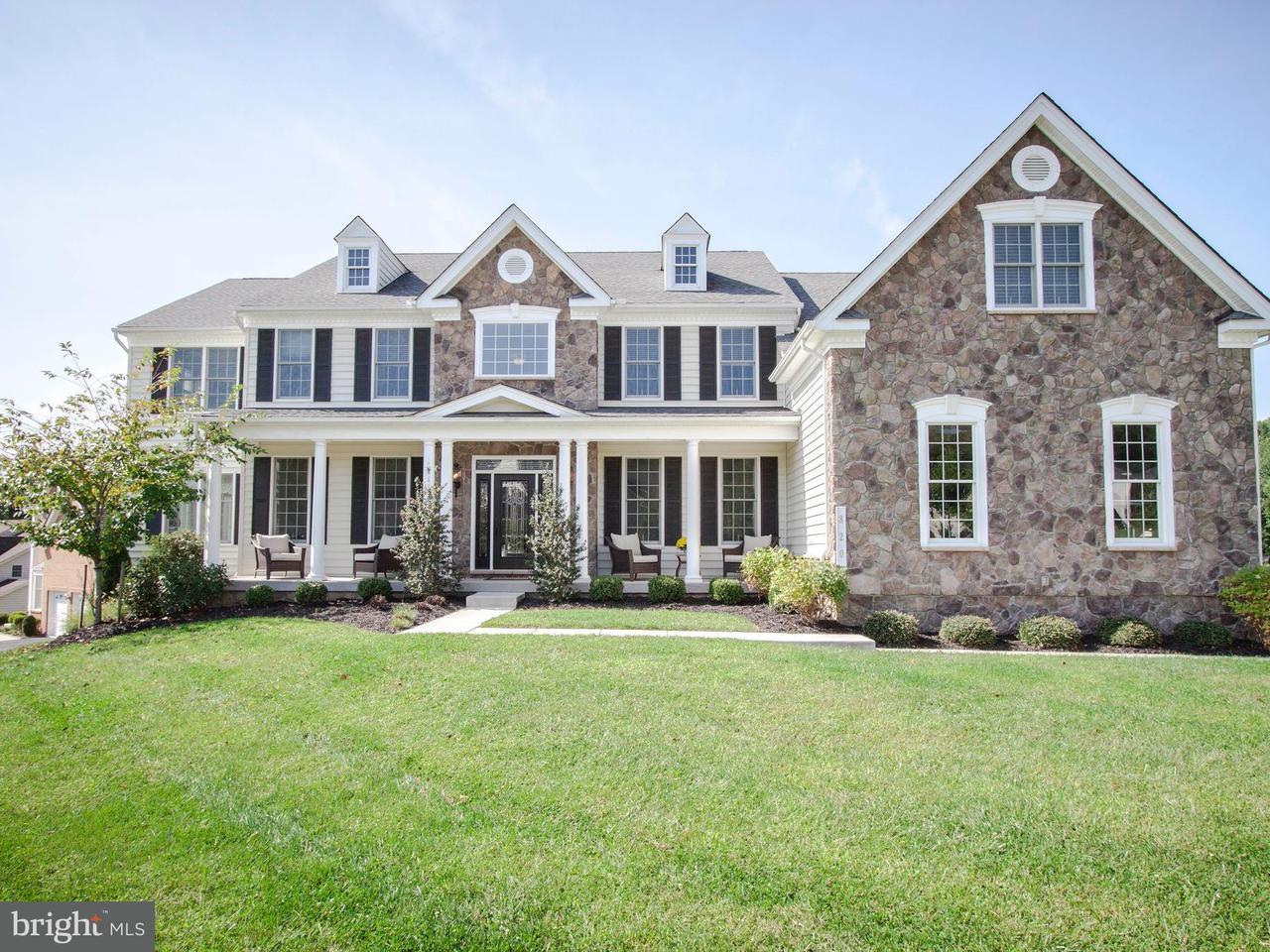 Частный односемейный дом для того Продажа на 820 SAPLING Court 820 SAPLING Court Bel Air, Мэриленд 21015 Соединенные Штаты