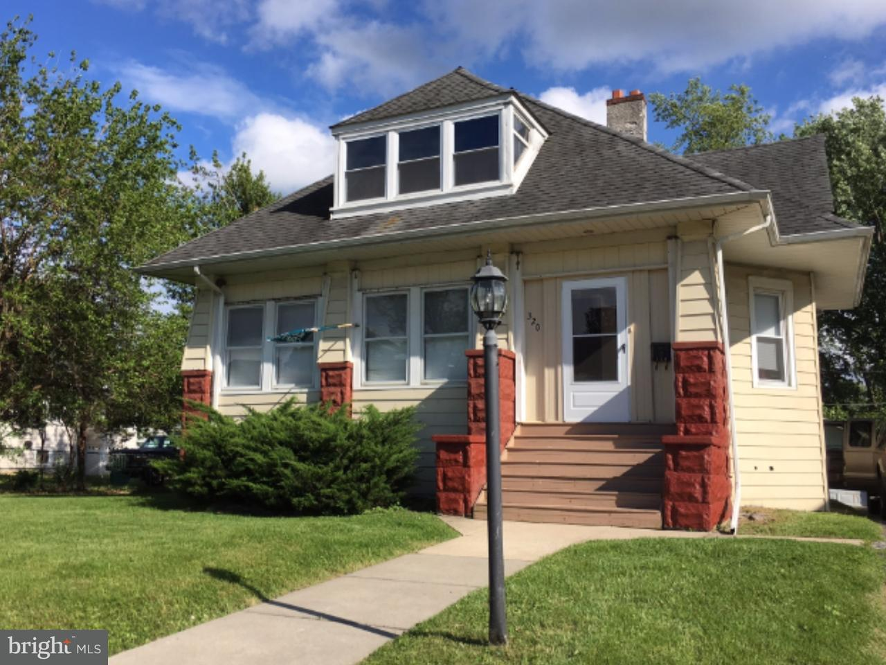 Triplex for Sale at 320 WASHINGTON TER Audubon, New Jersey 08106 United States