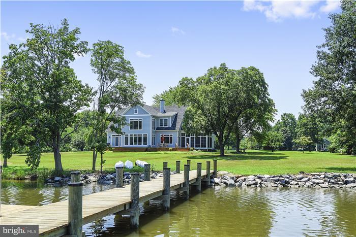 Einfamilienhaus für Verkauf beim 1350 WEST RIVER Road 1350 WEST RIVER Road Shady Side, Maryland 20764 Vereinigte Staaten