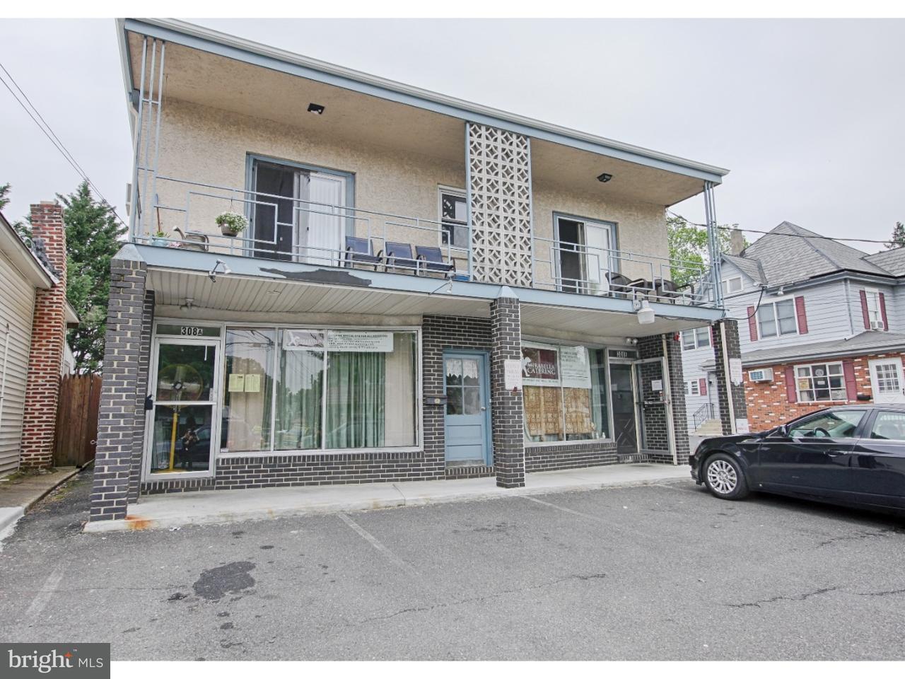 Частный односемейный дом для того Продажа на 308 W EVESHAM Avenue Magnolia, Нью-Джерси 08049 Соединенные Штаты