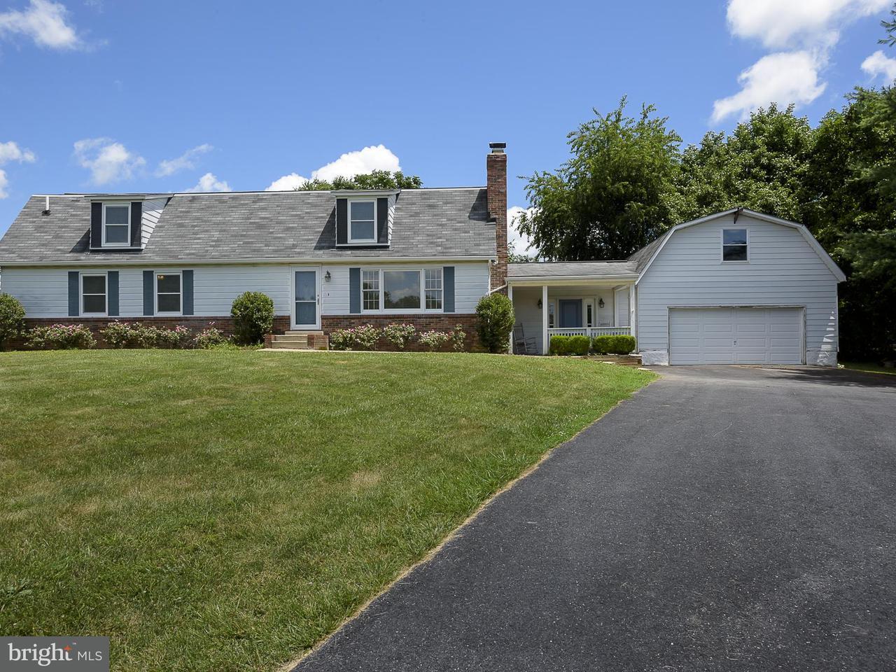 Частный односемейный дом для того Продажа на 4471 TEN OAKS Road 4471 TEN OAKS Road Dayton, Мэриленд 21036 Соединенные Штаты
