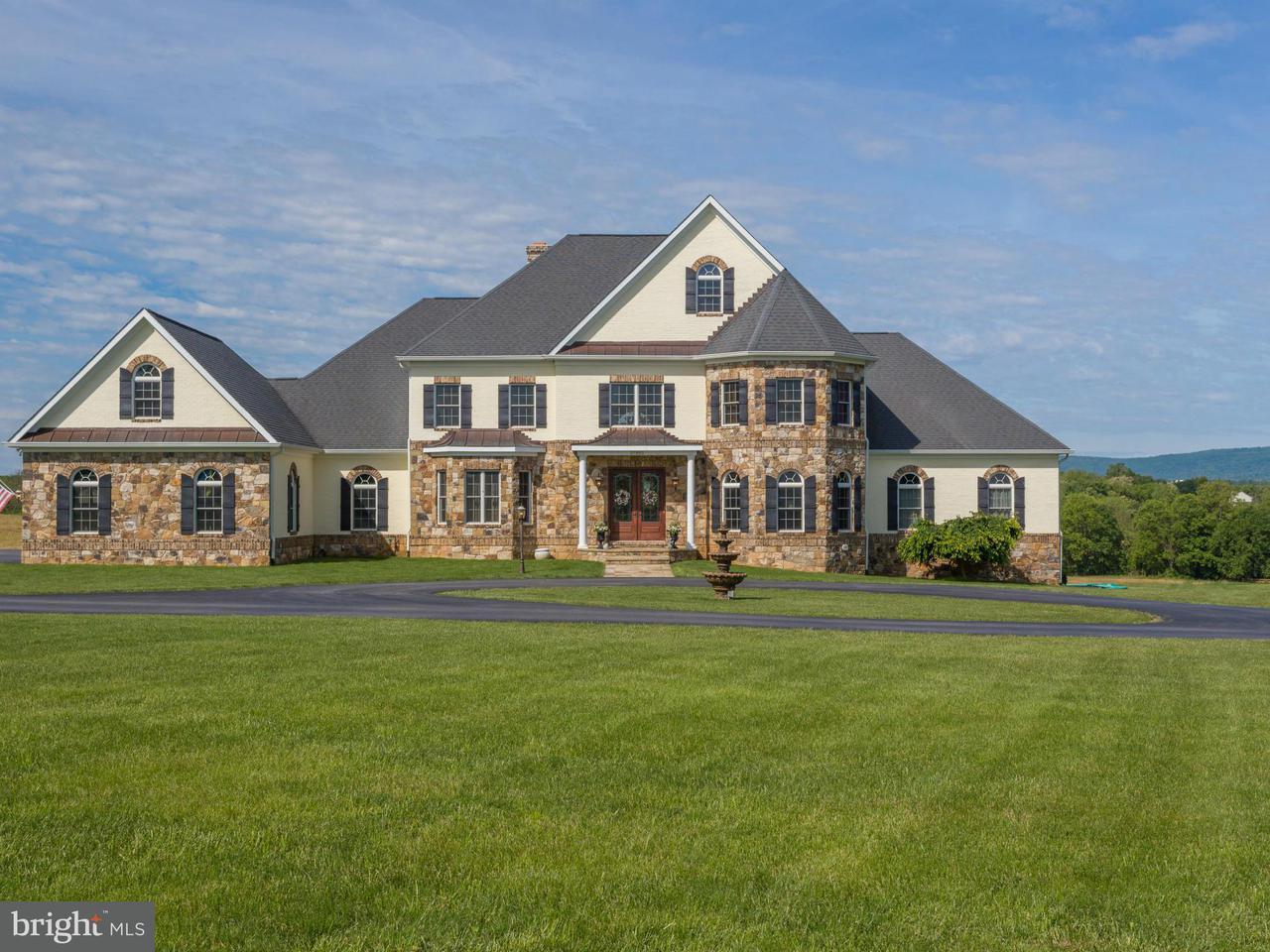 獨棟家庭住宅 為 出售 在 37861 BAKER MILL Road 37861 BAKER MILL Road Purcellville, 弗吉尼亞州 20132 美國
