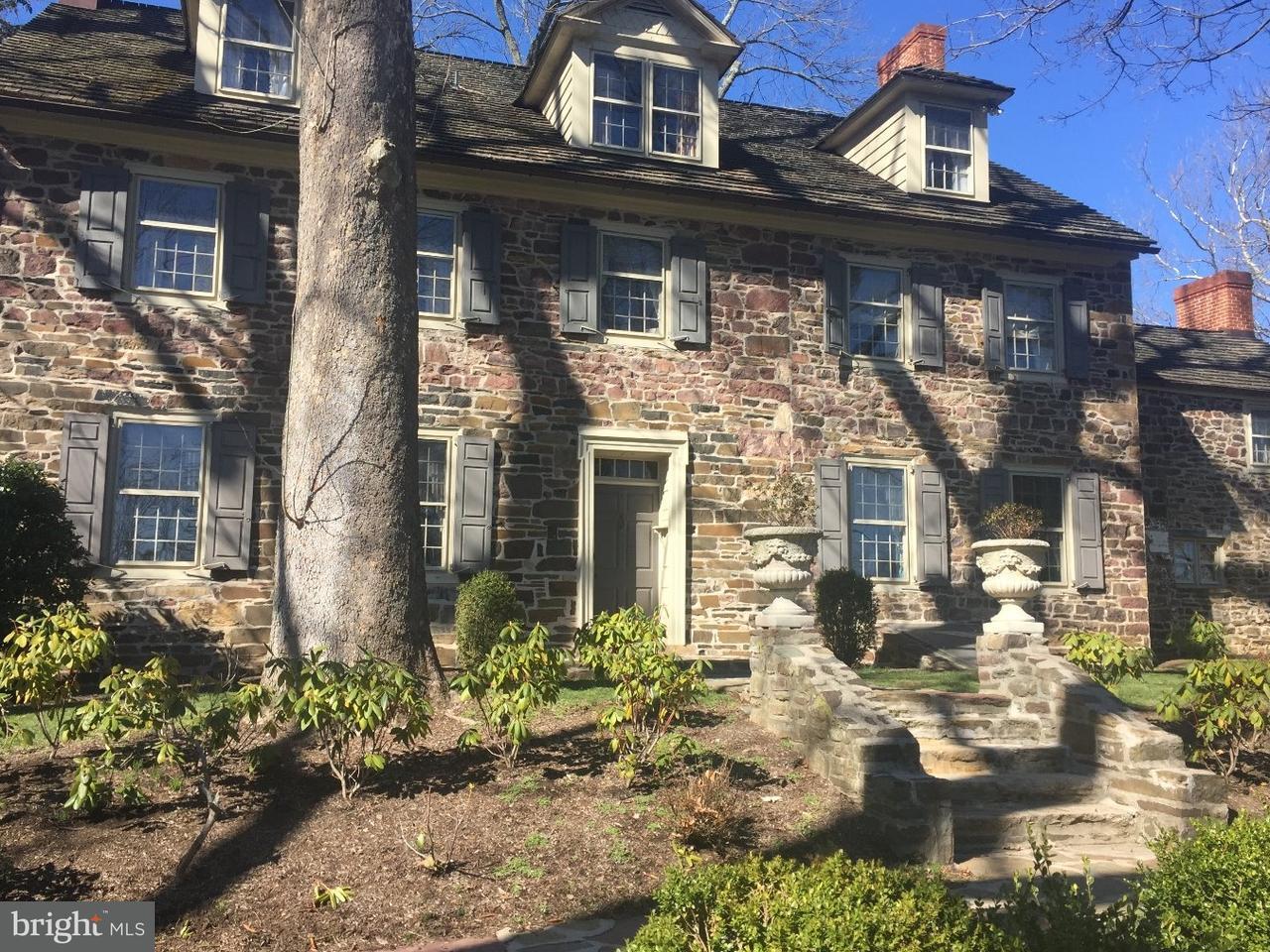 Maison unifamiliale pour l Vente à 1221-B MEETINGHOUSE Road Gwynedd, Pennsylvanie 19436 États-Unis