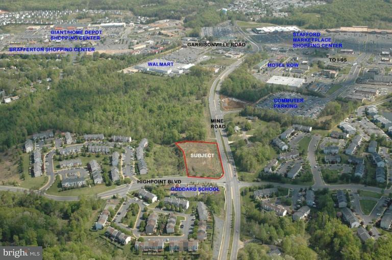 Commercial for Sale at 0 Mine Rd Stafford, Virginia 22554 United States