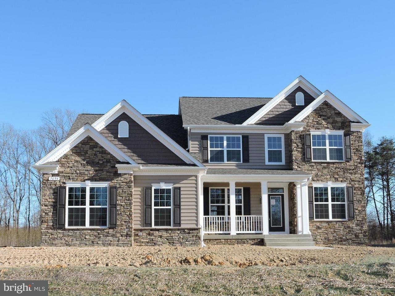 Частный односемейный дом для того Продажа на 7694 KNOTTING HILL LANE 7694 KNOTTING HILL LANE Port Tobacco, Мэриленд 20677 Соединенные Штаты