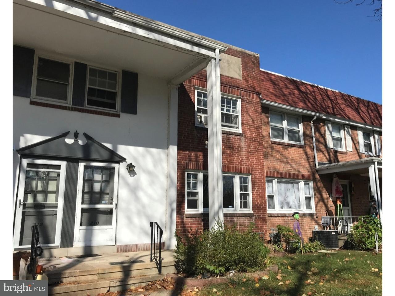 Maison accolée pour l à louer à 210 PLAYGROUND Drive West Reading, Pennsylvanie 19611 États-Unis