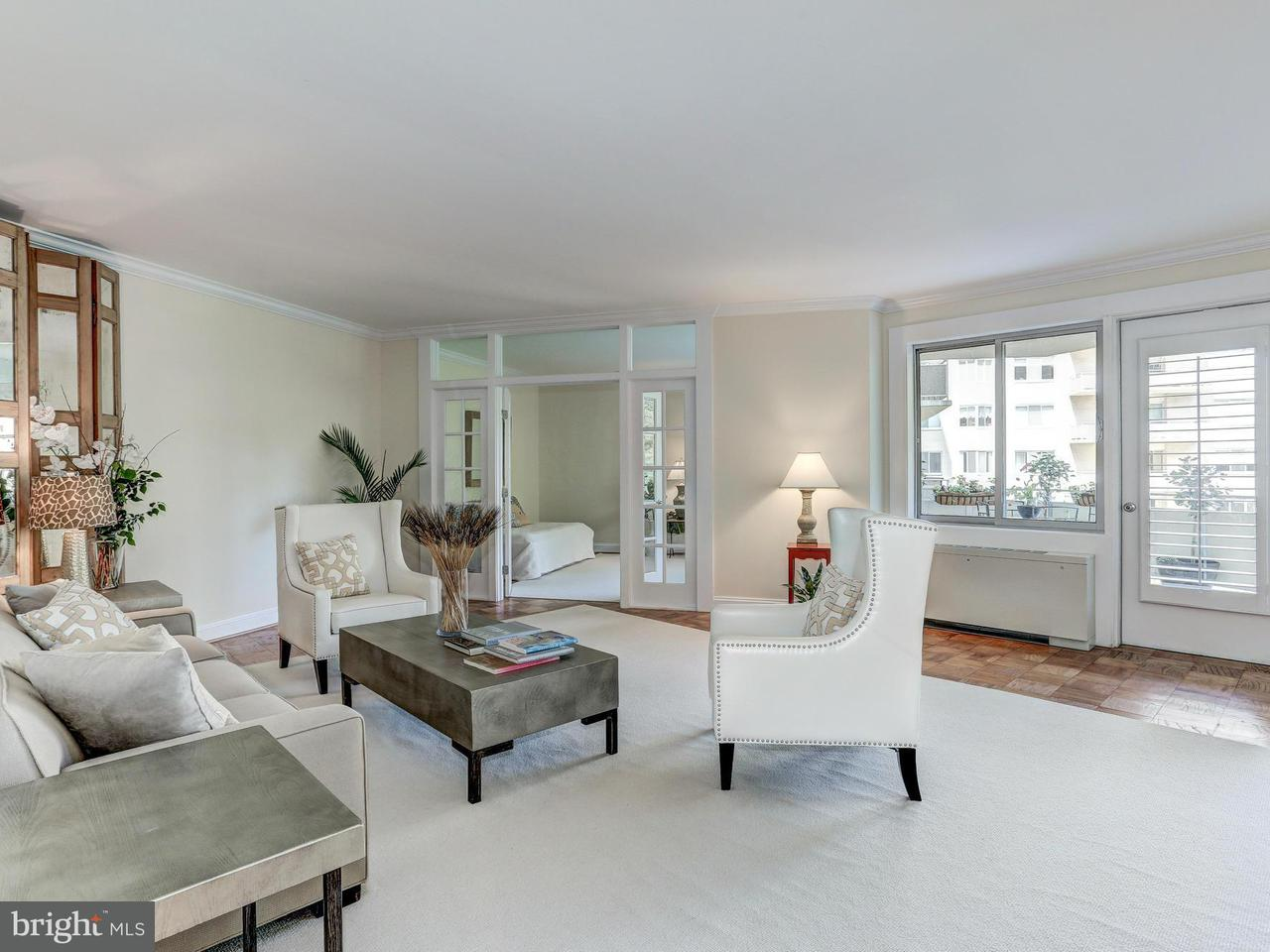 Condominium for Sale at 2801 New Mexico Ave NW #715 Washington, District Of Columbia 20007 United States
