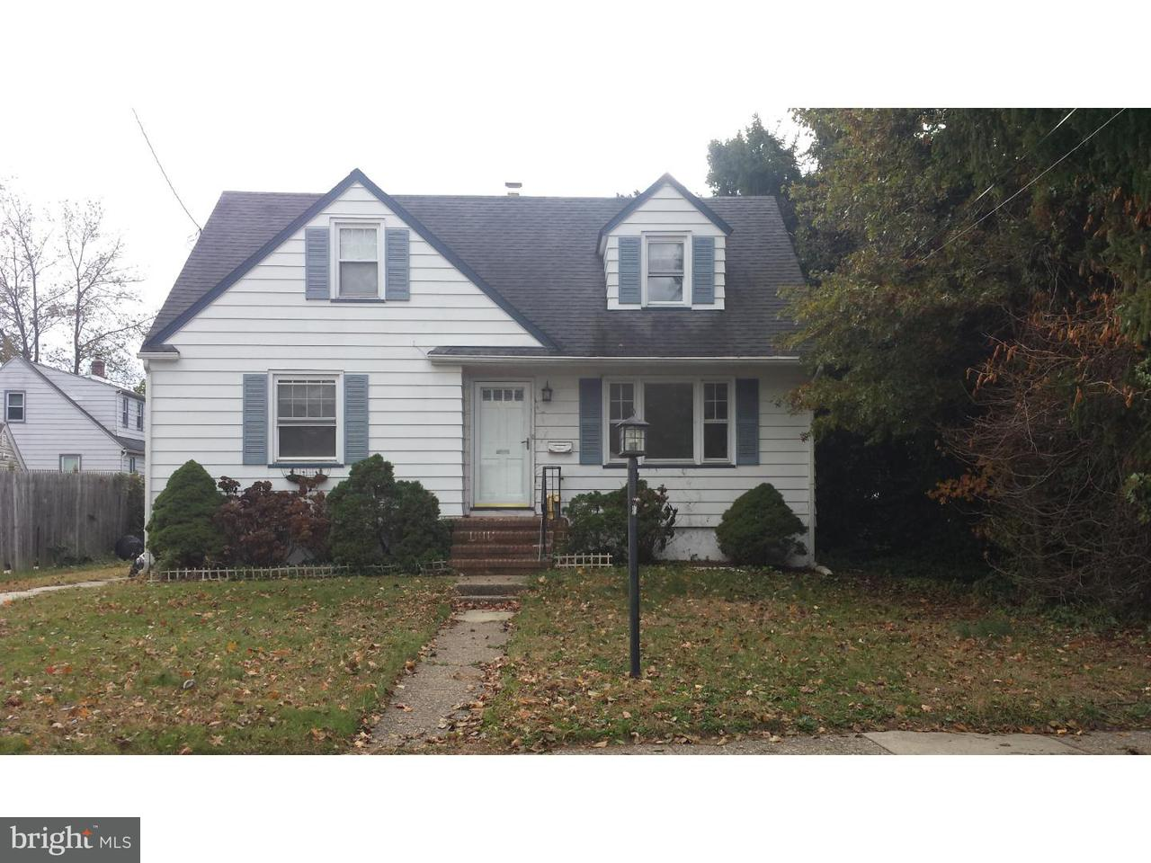 Single Family Home for Rent at 5018 ELVENA Avenue Pennsauken, New Jersey 08109 United States