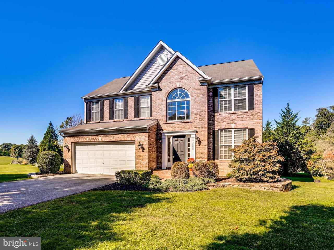 Maison unifamiliale pour l Vente à 14000 MONTICELLO Drive 14000 MONTICELLO Drive Cooksville, Maryland 21723 États-Unis