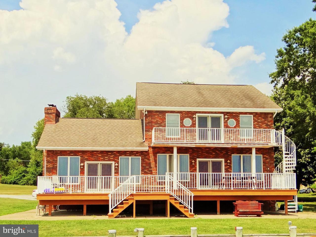 Maison unifamiliale pour l Vente à 1239 BAYSIDE Road 1239 BAYSIDE Road Essex, Maryland 21221 États-Unis