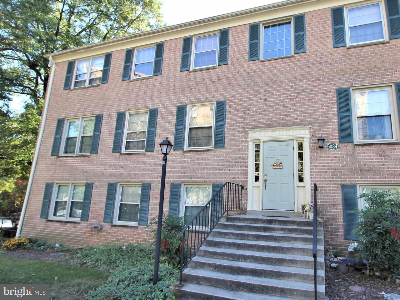Condominium for Rent at 6034 Westchester Park Dr #t College Park, Maryland 20740 United States