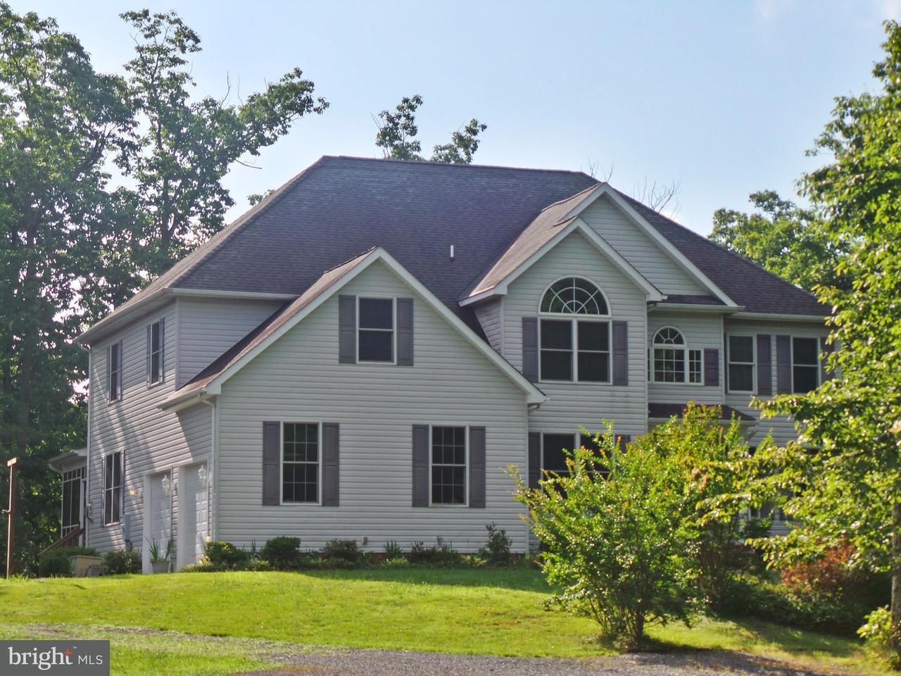 Частный односемейный дом для того Продажа на 49575 DIAMOND Lane 49575 DIAMOND Lane Dameron, Мэриленд 20628 Соединенные Штаты