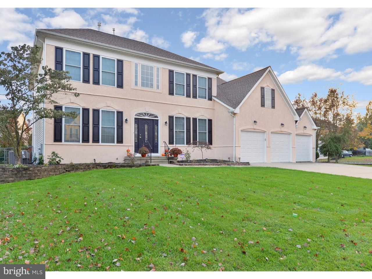 Enfamiljshus för Försäljning vid 37 CHATEAU Circle Marlton, New Jersey 08053 Usa
