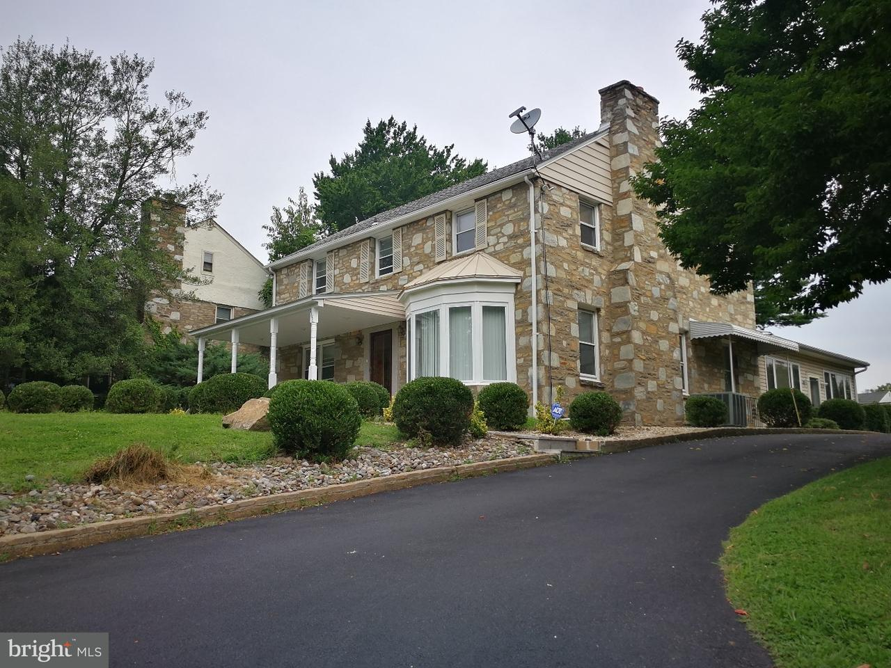 Single Family Home for Sale at 803 STRATFORD Avenue Melrose Park, Pennsylvania 19027 United States