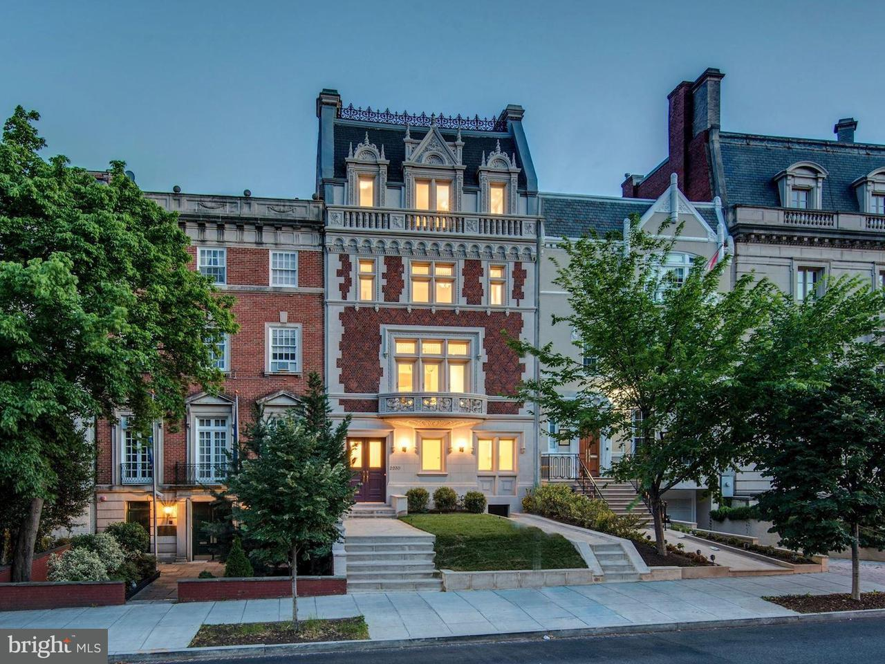 Townhouse for Sale at 2230 MASSACHUSETTS AVE NW 2230 MASSACHUSETTS AVE NW Washington, District Of Columbia 20008 United States