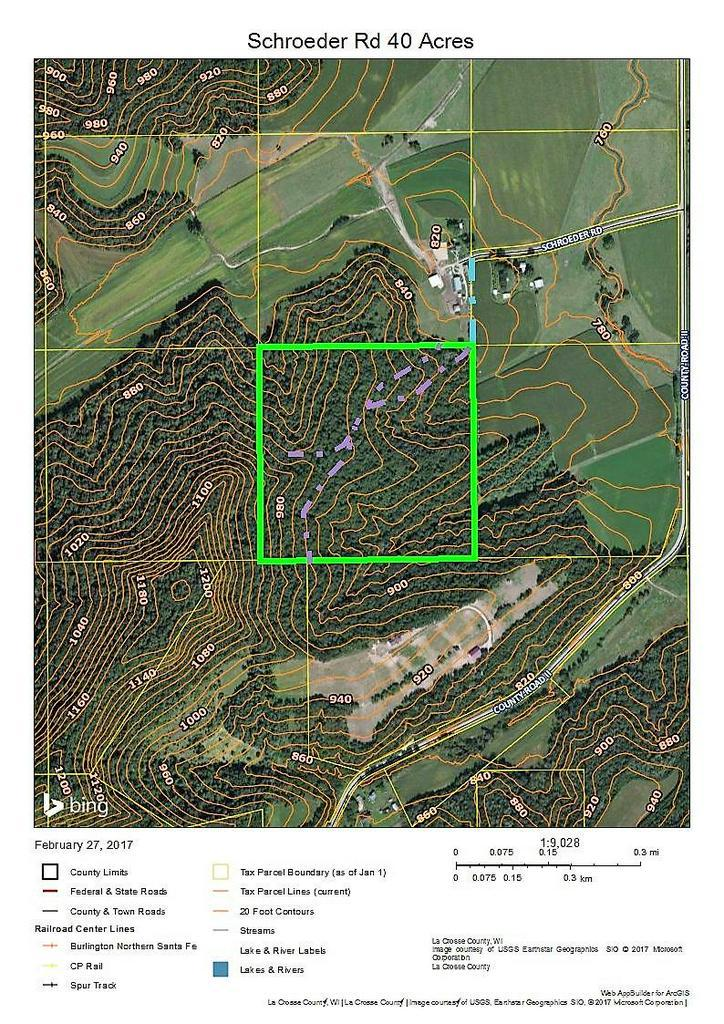 View Vacant Land For Sale at XX SCHROEDER RD, BANGOR, WI