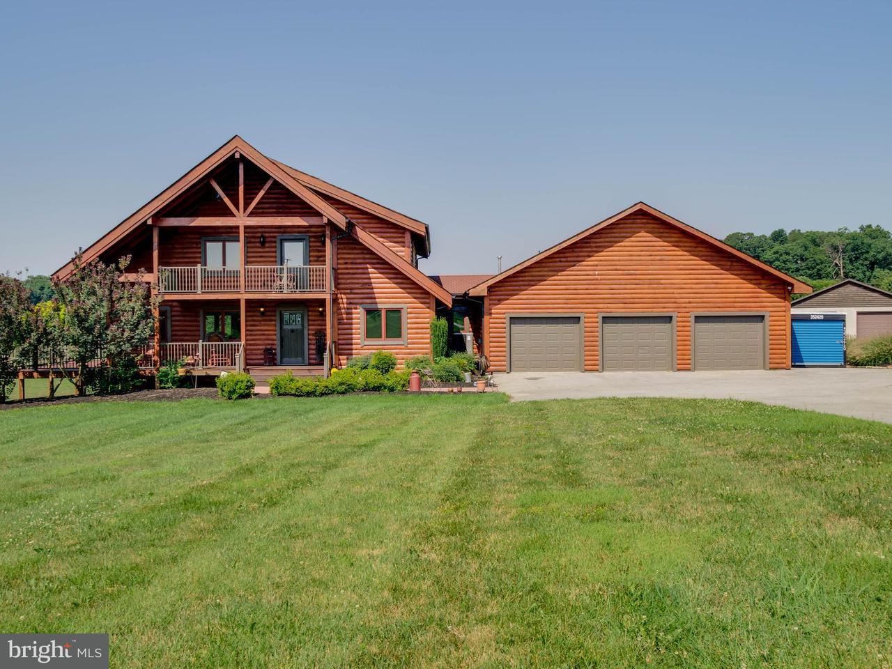 Частный односемейный дом для того Продажа на 5048 GRAVE RUN Road 5048 GRAVE RUN Road Manchester, Мэриленд 21102 Соединенные Штаты