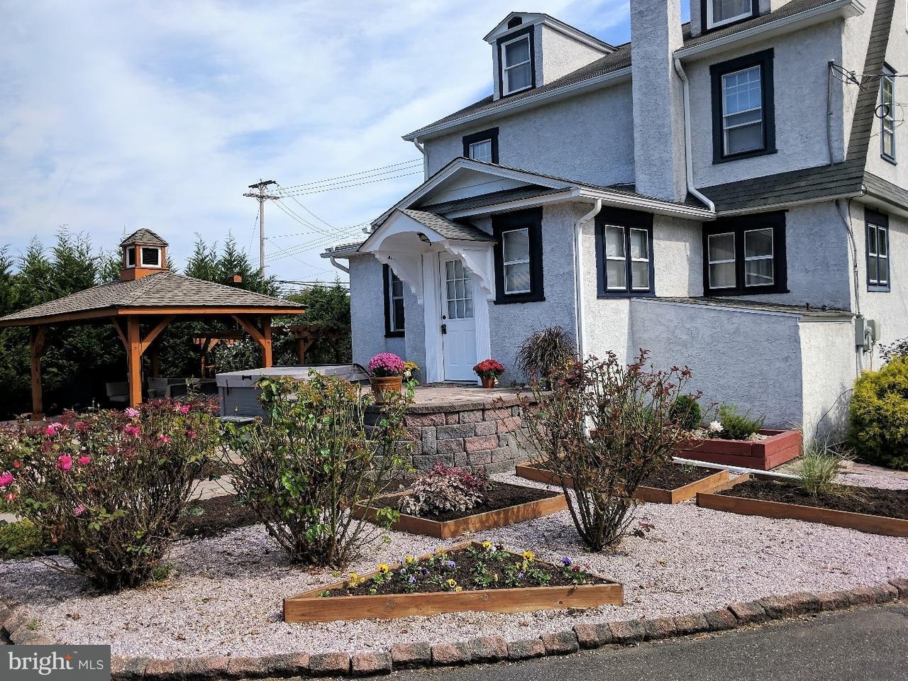 Частный односемейный дом для того Продажа на 2375 NEW HANOVER SQUARE Road Gilbertsville, Пенсильвания 19525 Соединенные Штаты