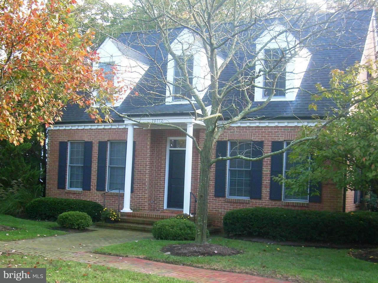Maison unifamiliale pour l Vente à 28772 OUTRAM Street 28772 OUTRAM Street Easton, Maryland 21601 États-Unis