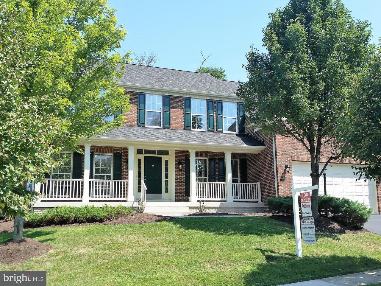 Частный односемейный дом для того Продажа на 22 BRAD ALAN Drive 22 BRAD ALAN Drive Brunswick, Мэриленд 21758 Соединенные Штаты