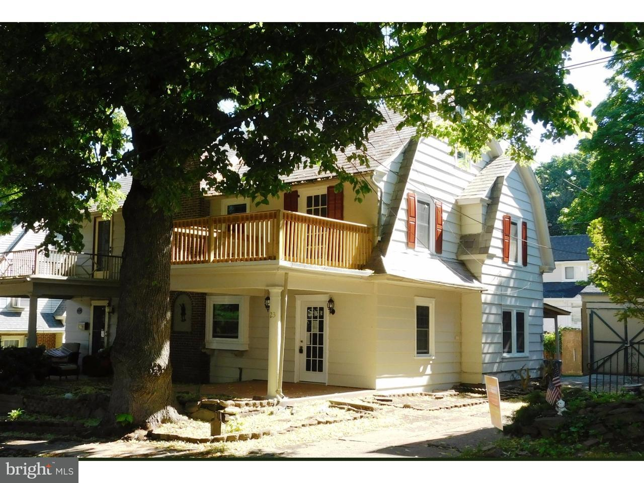 Townhouse for Rent at 23 WILLOWBROOK Avenue Lansdowne, Pennsylvania 19050 United States