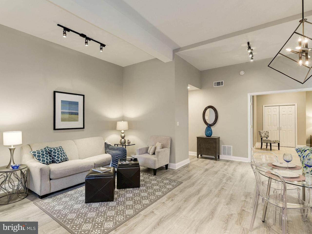 Single Family Home for Sale at 1750 HARVARD ST NW #1A 1750 HARVARD ST NW #1A Washington, District Of Columbia 20009 United States
