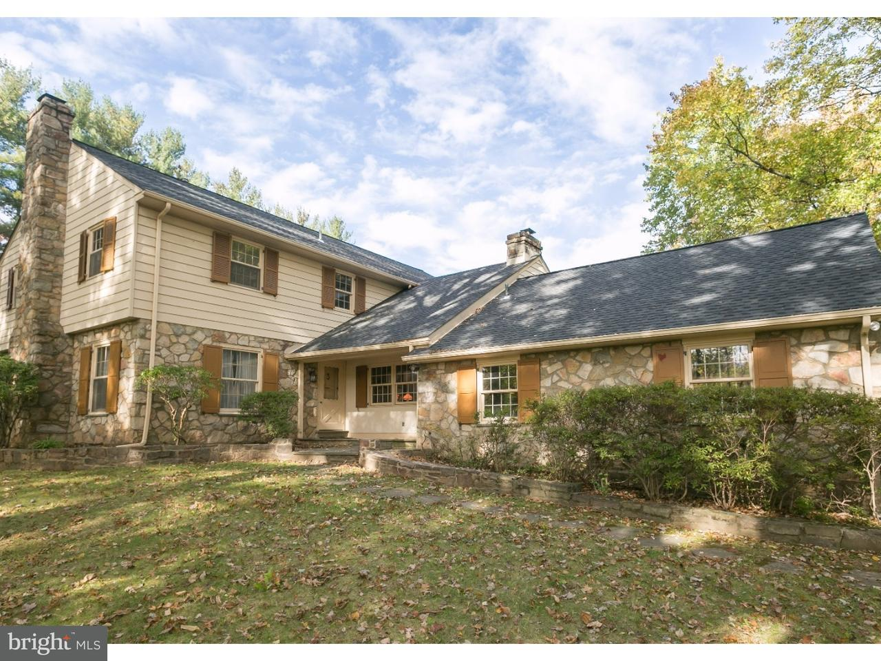 Single Family Home for Sale at 1425 TOWNSHIP LINE Road Gwynedd Valley, Pennsylvania 19437 United States