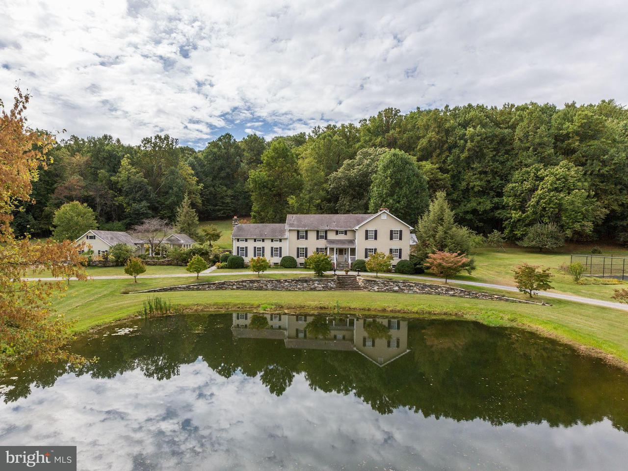 Single Family Home for Sale at 8730 FOX GAP Road 8730 FOX GAP Road Middletown, Maryland 21769 United States