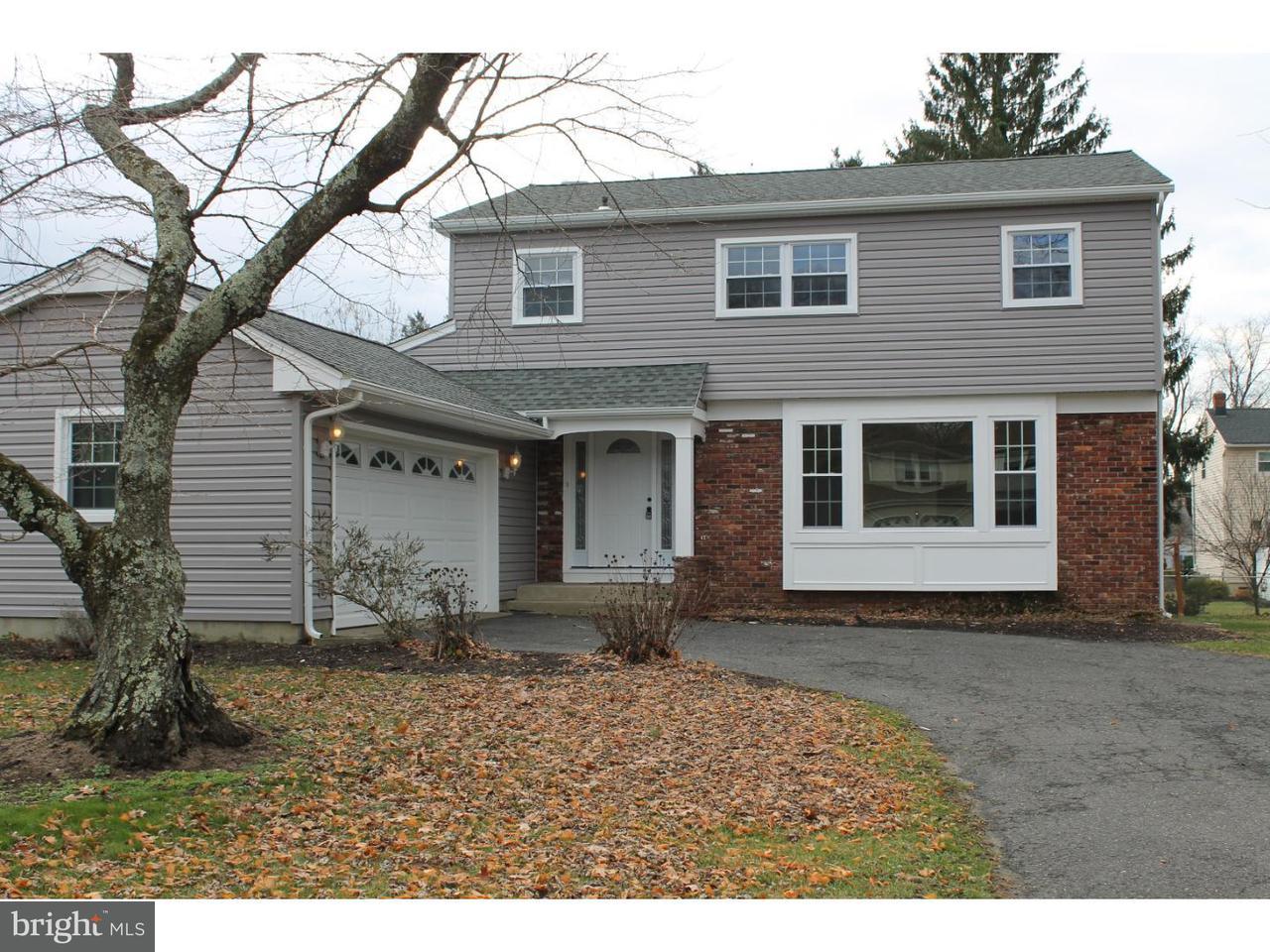 Maison unifamiliale pour l à louer à 1624 PLYMOUTH ROCK Drive Cherry Hill, New Jersey 08003 États-Unis