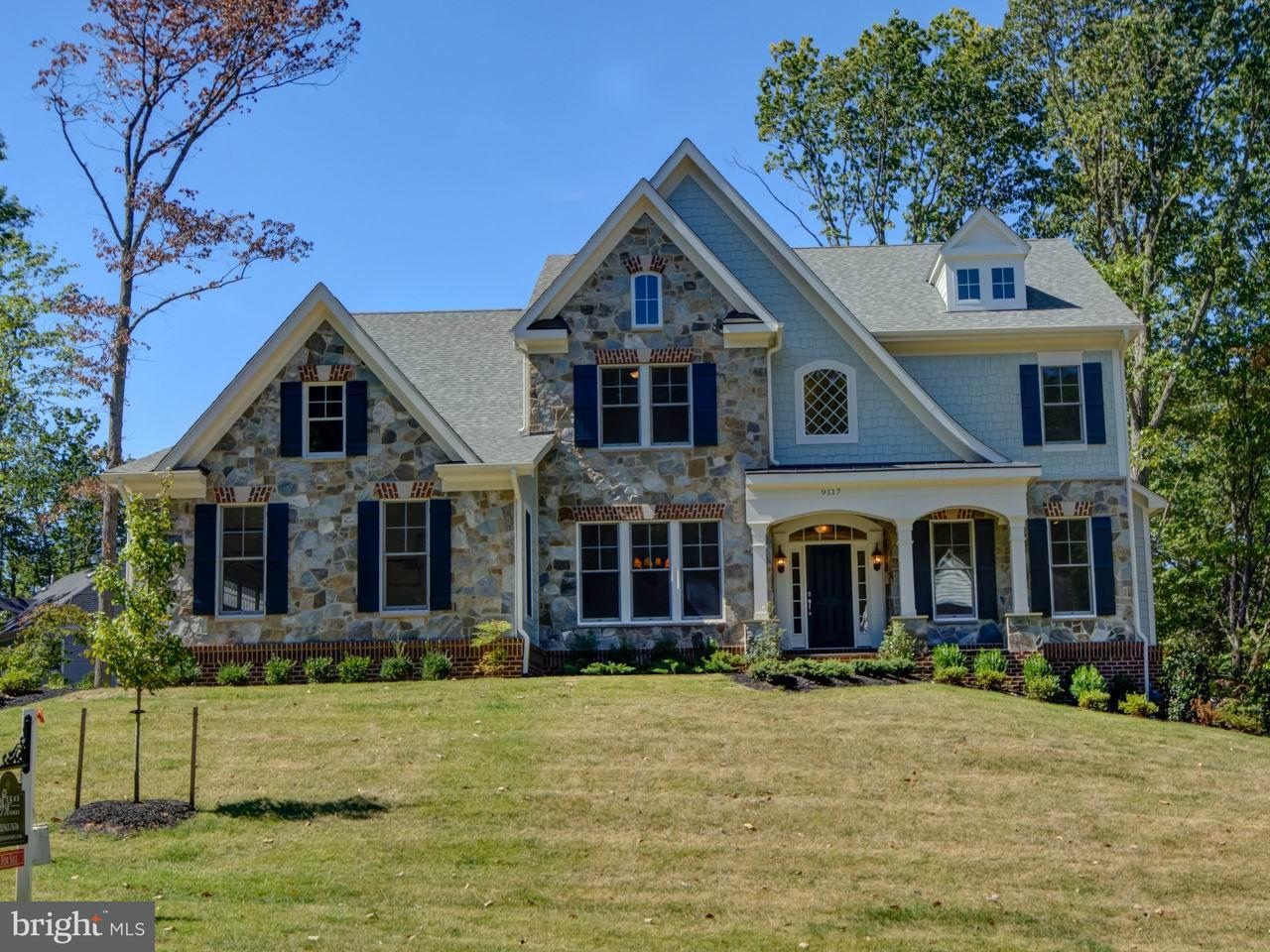 Single Family Home for Sale at 11001 Tradewind Court 11001 Tradewind Court Oakton, Virginia 22124 United States