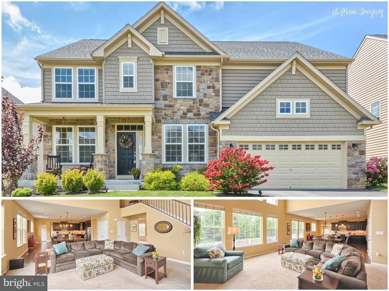 Einfamilienhaus für Verkauf beim 4906 ELEANOR Drive 4906 ELEANOR Drive Frederick, Maryland 21703 Vereinigte Staaten