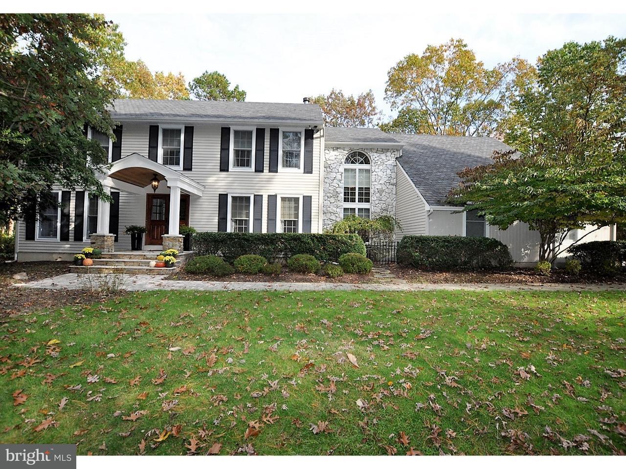 独户住宅 为 销售 在 20 FOX HILL Drive Southampton, 新泽西州 08088 美国