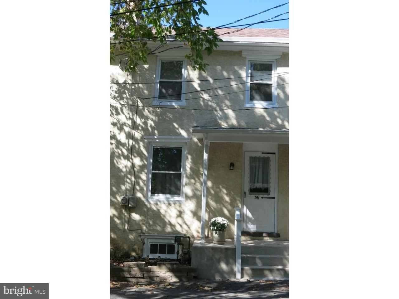 Таунхаус для того Продажа на 56 GRANTS ALY Lambertville, Нью-Джерси 08530 Соединенные ШтатыВ/Около: Lambertville