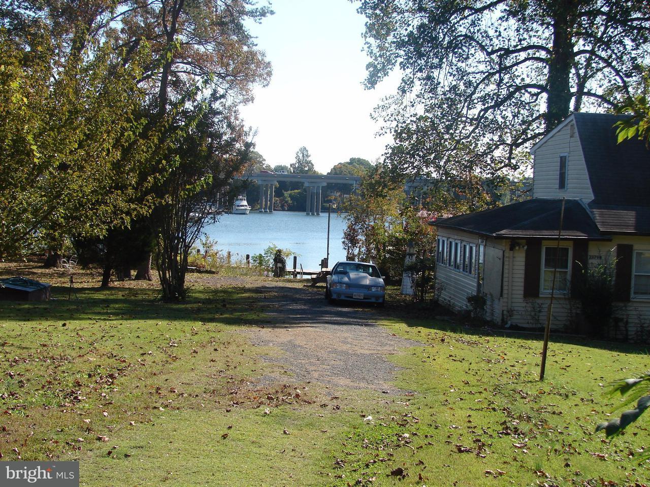 Casa Unifamiliar por un Venta en 23794 ST. CLAIR ROAD 23794 ST. CLAIR ROAD California, Maryland 20619 Estados Unidos
