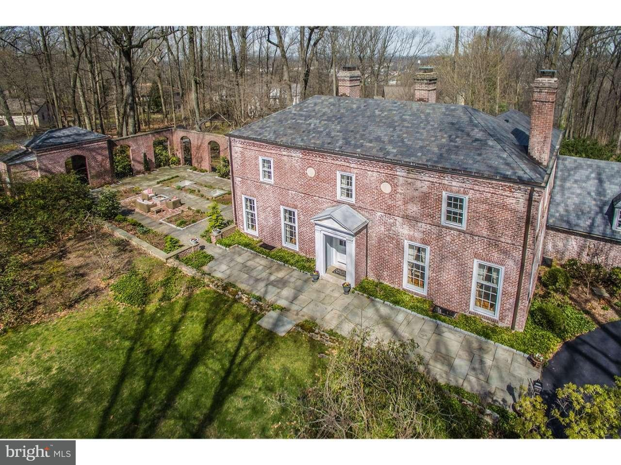 Casa Unifamiliar por un Venta en 440 DRESHERTOWN Road Fort Washington, Pennsylvania 19034 Estados Unidos