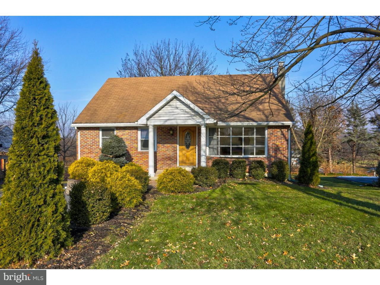 Single Family Home for Sale at 166 N REAMSTOWN Road Stevens, Pennsylvania 17578 United States