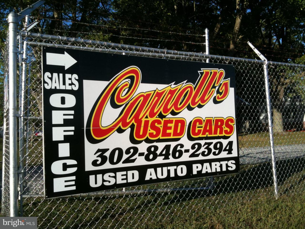 商用 为 销售 在 9367 CARROLLS Avenue 9367 CARROLLS Avenue Delmar, 特拉华州 19940 美国