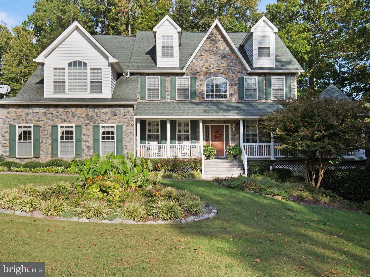 一戸建て のために 売買 アット 1511 LARKSPUR Court 1511 LARKSPUR Court Huntingtown, メリーランド 20639 アメリカ合衆国