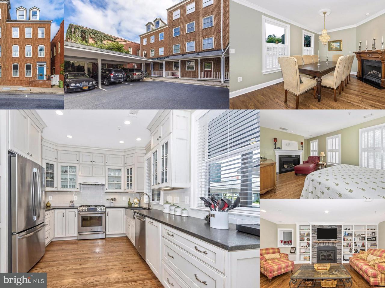 Σπίτι στην πόλη για την Πώληση στο 123 MARKET ST S 123 MARKET ST S Frederick, Μεριλαντ 21701 Ηνωμενεσ Πολιτειεσ