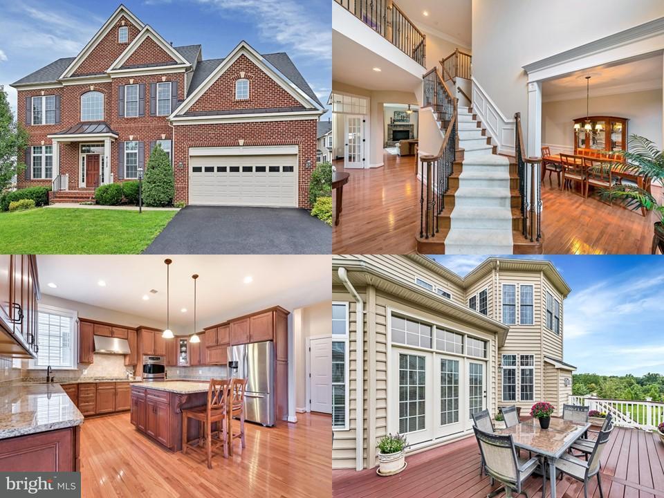 Casa Unifamiliar por un Venta en 4102 CELTIC WAY 4102 CELTIC WAY Frederick, Maryland 21704 Estados Unidos